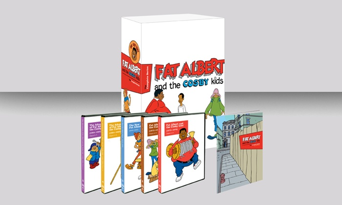 Fat Albert and The Cosby Kids: The Complete Series: Fat Albert and The Cosby Kids: The Complete Series.