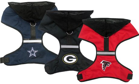 Officially Licensed NFL NFC Pet Harness