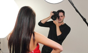Pro Studio Shooting Photo: Shooting photo de 1 à 4 personnes, intérieur ou extérieur, 10 tirages et 100 photos retouchées sur DVD dès 29,99€