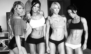 The Fitness Girl: Up to 79% Off Boot-Camp Classes at The Fitness Girl