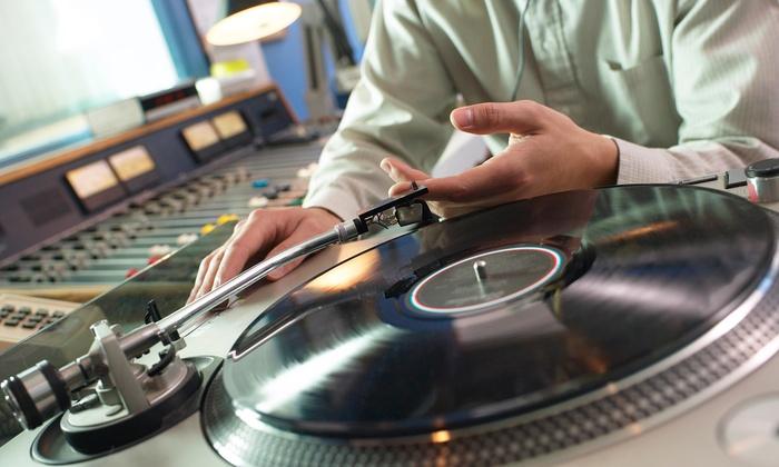 Carolina Records - North Hills: $100 for $200 Worth of Recording-Studio Rental — Carolina Records