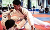 Guerrilla Jiu-Jitsu Martial Arts Academy - Multiple Locations: $15 Toward a Martial-Arts Class
