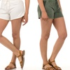 Sociology Women's Lace Side Shorts