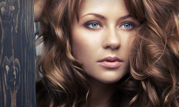 Taire Hair Salon Inc. - Huntingdon Valley: Haircut with or without Highlights, or Keratin Seal Treatment at Taire Hair Salon Inc. in Huntingdon Valley (Up to 68% Off)