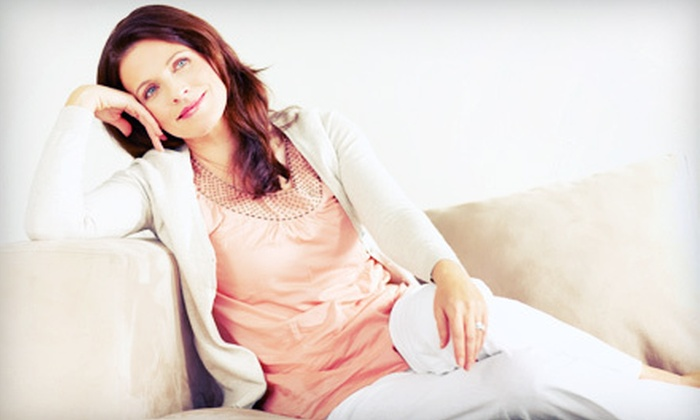 Dr. Erika Duffy - Pinardville: Reiki, Hypnosis, and C.O.R.E. Therapy from Dr. Erika Duffy (Up to 73% Off). Three Options Available.