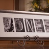 57% Off Personalized Alphabet Photography - Sticks and Stones