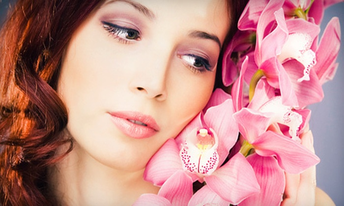 Unionville Spa - Unionville: $35 for an AHA Purifying Plus Deep-Cleansing Facial at Unionville Spa ($95 Value)