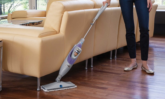 shark steam & spray mop | groupon goods