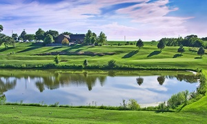 Shiloh Springs Golf Club: 18-Hole Round of Golf with Cart and Food Credit for Two or Four at Shiloh Springs Golf Club (Up to 57% Off)