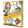 Disney-Pixar Little Golden Book 5-Pack