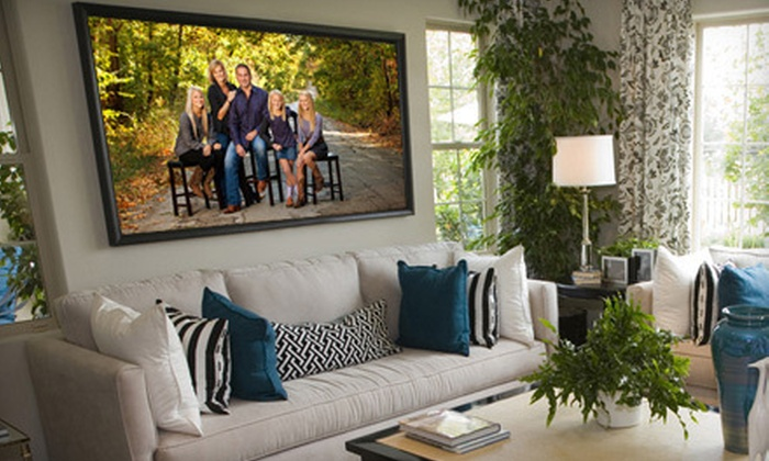 Photographic Designs - Yale Village: $159 for Consultation, Portrait Session, and $320 Toward Wall Portrait from Photographic Designs ($520 Value)