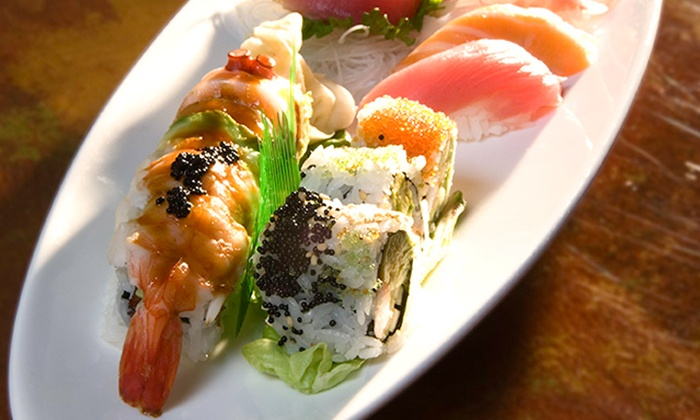 Ponzu - South Side: $16 for $30 Worth of Sushi and Contemporary Asian Cuisine at Ponzu