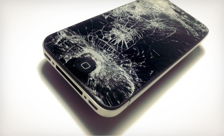 Repair for Smartphone Buttons, an iPhone Screen, or an iPad Screen at iGadget Repair and Recycle (Up to 53% Off)