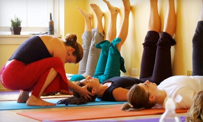 Soleil Lune Yoga Center, LLC - Oconomowoc: $45 Toward a Monthly Yoga Membership