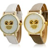 Women's Owl-Face Watches