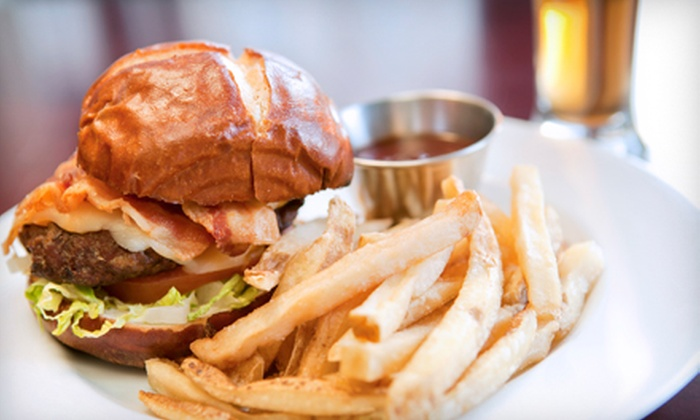 Gillian's Ale House - North Kingstown: American Food and Drinks at Gillian's Ale House (Half Off). Two Options Available.
