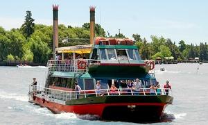 Catamaranes: $70 en vez de $140 por paseo en catamarán en Catamaranes