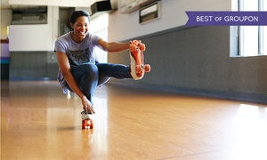 Sparkles Family Fun Center: Roller-Skating Package for Two, Four, or Six at Sparkles Family Fun Center (Up to 65% Off)