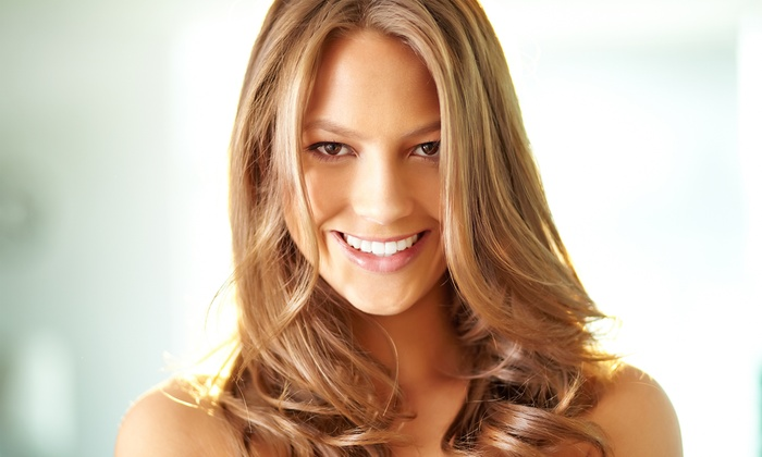 Sylvé Imäge | The Salon - Eastlake: Haircut with Option for Base Color or Partial Highlights, or a Keratin Treatment at Sylvé Imäge (Up to 61% Off)