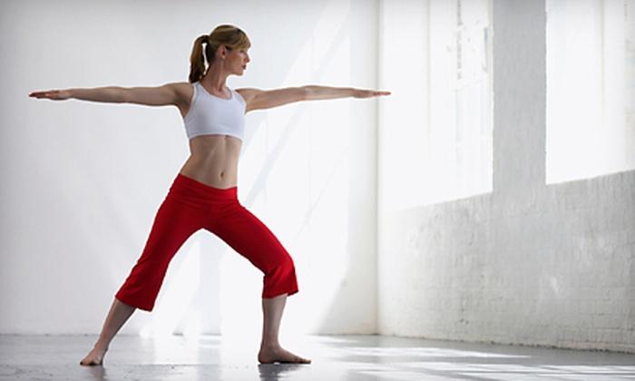 Movementality Yoga & Wellness Studio - Bowling Green: 3, 5, or 10 Yoga, Zumba, or Tai Chi Classes at Movementality Yoga & Wellness Studio (Up to 59% Off)