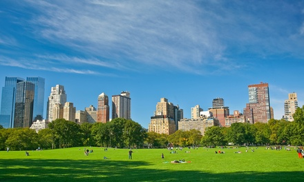 One- or Two-Hour Bike Tour with Optional Photo Shoot for One or Two from Gotham City Tours (Up to 56% Off)