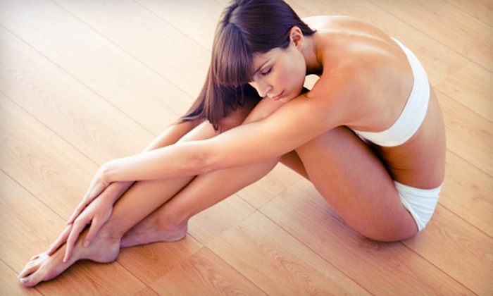 Bluebonnet Laser Aesthetics - South Baton Rouge: Three Laser Hair-Removal Treatments at Bluebonnet Laser Aesthetics (Up to 79% Off). Three Treatment Areas Available.