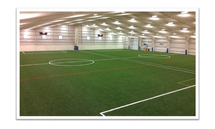 Wide World of Indoor Sports - Montville - Montville: $10 for $499 Worth of Soccer Team entry at Wide World of Indoor Sports - Montville