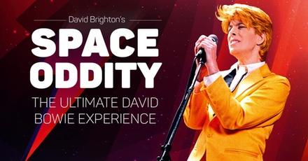 David Brighton's Space Oddity-The Ultimate David Bowie Experience [A1]au Stadschouwburg d'Anvers dès 26€ le 25/10/2016