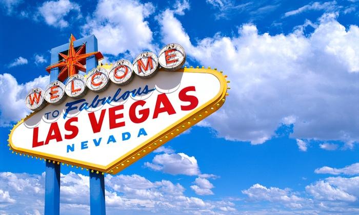 Vegas Charter Tours - Vegas Charter Tours: $69 for a Four-Hour Las Vegas Strip and Downtown Bus Tour from Vegas Charter Tours ($120 Value)