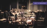 Un spectacle avec entrée, plat, dessert et une bouteille de vin en option pour 2 à 109 € au restaurant Black By Jack