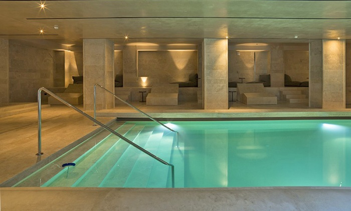 A roma wellness spa a roma groupon for Piscina wellness roma