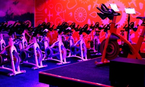 $49 For Five Cycling Classes At Flyght ($99 Value)