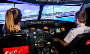 iPilot: Flight Simulator Experience with holiday pack at iPILOT (Up to 58% Off)