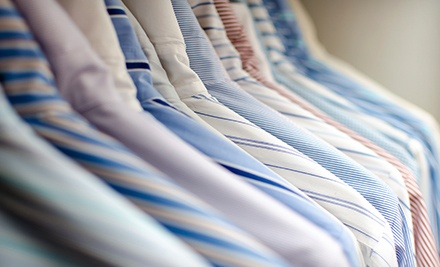 Dry Cleaning at Dry Rite Cleaning (Half Off). Two Options Available.