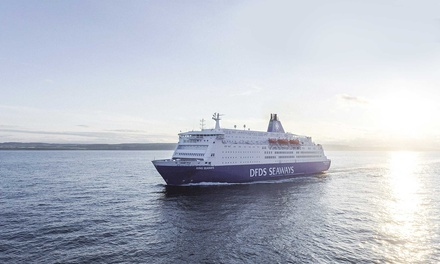 Amsterdam: 2-Night Return Mini Cruise for Two or Four with DFDS Seaways Newcastle Ltd