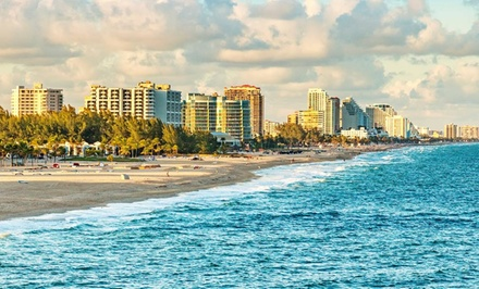 Groupon Deal: Stay at Sea Club Resort in Fort Lauderdale, FL. Dates Available into November.