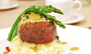 Martinis Bar and Grill: $16 for $30 Worth of Upscale Italian-American Food for Dinner at Martinis Bar and Grill