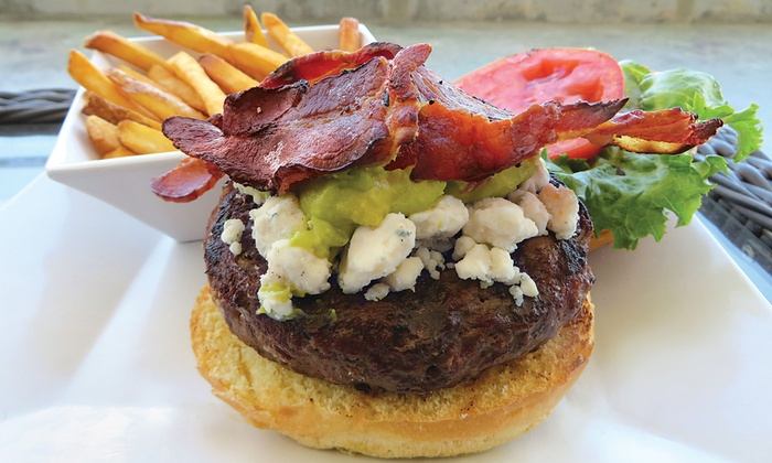 Seaside Grill - Riverhead - Seaside Grill: $25 for Meal for Two with Sangria, Beer, or Wine at Seaside Grill ($45 Value)