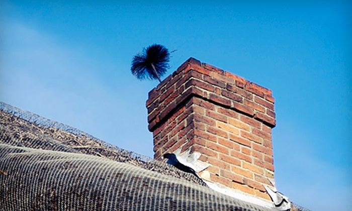 Columbia Exteriors - Kenwood: One or Two Chimney Cleanings from Columbia Exteriors (Up to 69% Off)