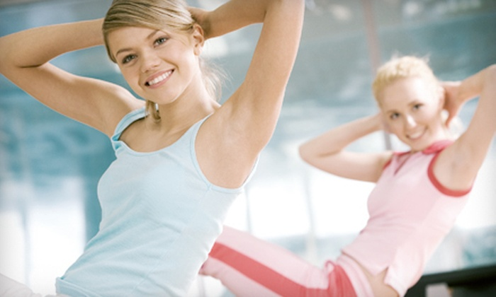 Palm Yoga and Tampa Jiu-Jitsu - Carrollwood: $29 for Six Weeks of Indoor Gut-Busting, Cardio Weight-Loss Boot Camp at Palm Yoga and Tampa Jiu-Jitsu ($187.50 Value)