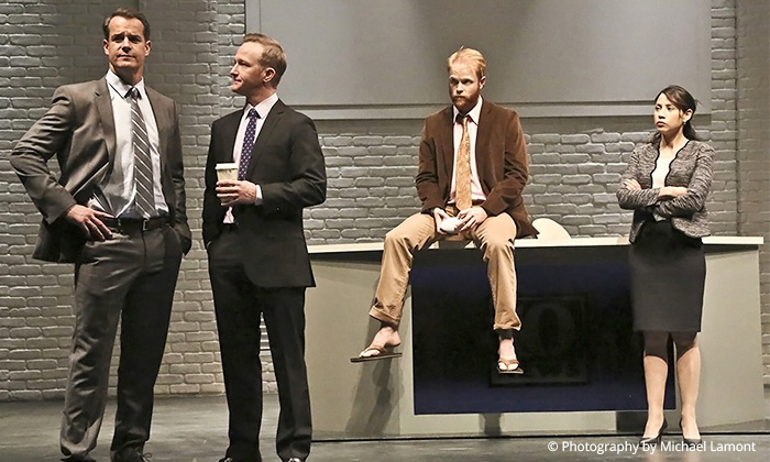 """""""The Power of Duff"""" - Gil Cates Theater at The Geffen Playhouse: Geffen Playhouse Presents """"The Power of Duff"""" at Gil Cates Theater on April 29–May 10 (Up to 44% Off)"""
