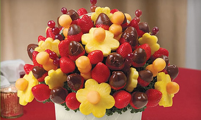 Edible Arrangements - Shandon: Fruit Arrangements and Chocolate-Dipped-Fruit Bouquets at Edible Arrangements (Up to 52% Off). Choose from Four Options