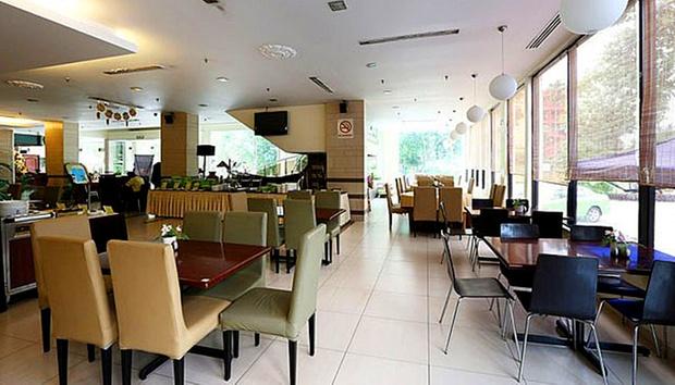 Langkawi: Langkawi Seaview Hotel 4