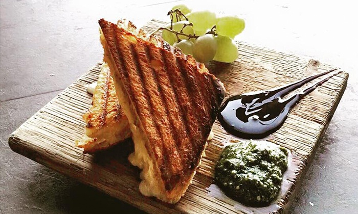 View Wine Bar & Kitchen - Las Vegas: $48 for a Wine-and-Cheese Tasting for Two at View Wine Bar & Kitchen ($77 Value)