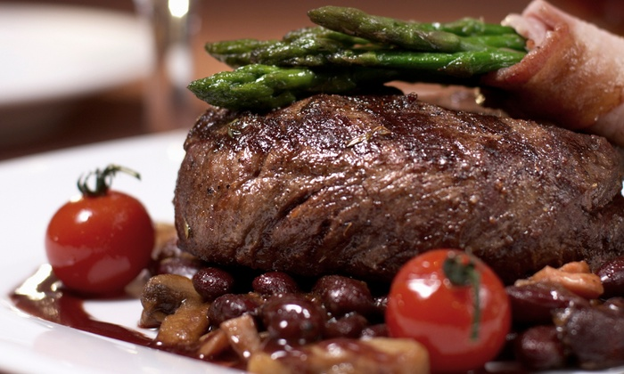 Barbara Worth Resort & Country Club - Holtville: Steakhouse Cuisine for Two or Four or More at Fields Steakhouse at Barbara Worth Resort & Country Club (33% Off)