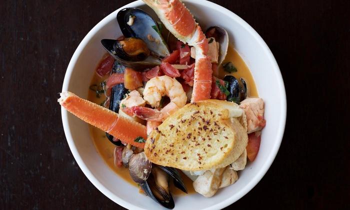 Killer Shrimp  - Hermosa Beach: Seafood, Steak and Specialty Cocktails at Killer Shrimp (Up to 40% Off)