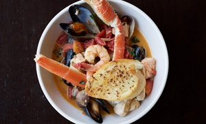 Killer Shrimp : Seafood, Steak and Specialty Cocktails at Killer Shrimp (Up to 40% Off)