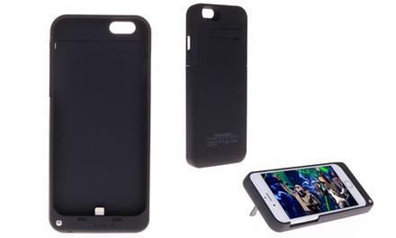 Carcasa con batería para iPhone desde 12,90 € (hasta 83% de descuento)