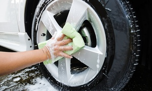 Black Posh Mobile Wash: $50 for $100 Worth of Exterior Auto Wash and Wax — Black Posh Mobile Wash