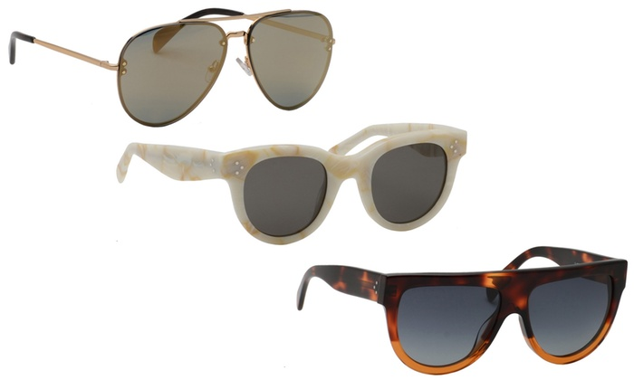 7825bd4555f Celine Optical Frames and Sunglasses for Men and Women | Groupon